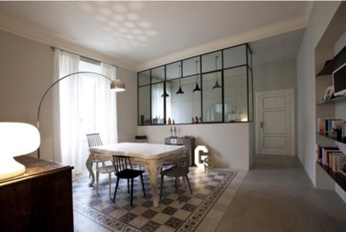 Ritorno allo splendore la speciale cura di bellezza di - Cucina con vetrata a vista ...