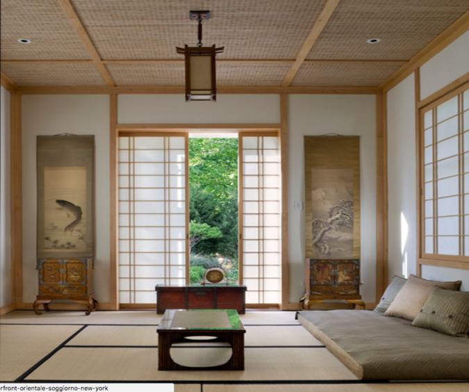 ami il giappone? ecco come arredare la tua casa in stile sol ... - Arredamento Casa Giapponese