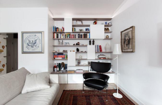 Londra il design italiano trasforma una casa vittoriana for Desinging una casa