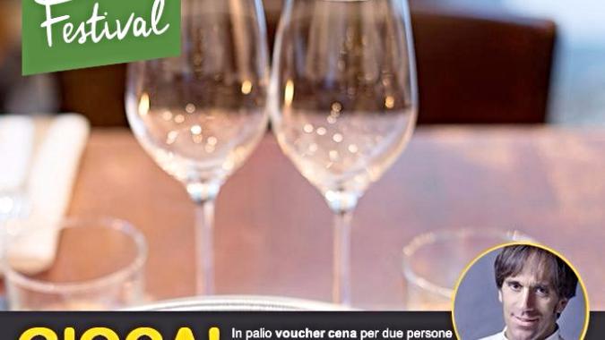 Vinci una cena per due persone presso il prestigioso nuovo ristorante dello chef Davide Oldani