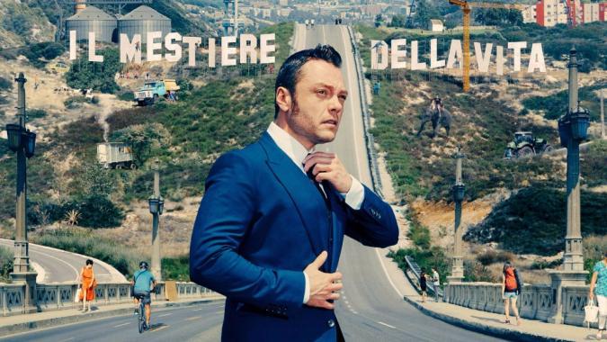 Tiziano Ferro in diretta negli studi di Radio Monte Carlo venerdì 2 dicembre