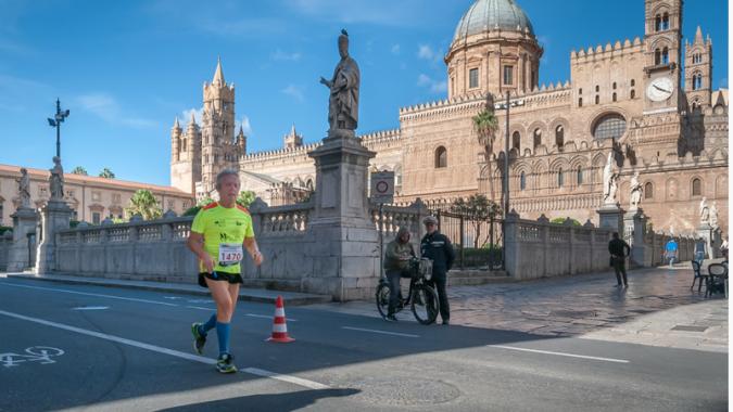 XXIII Maratona Città di Palermo