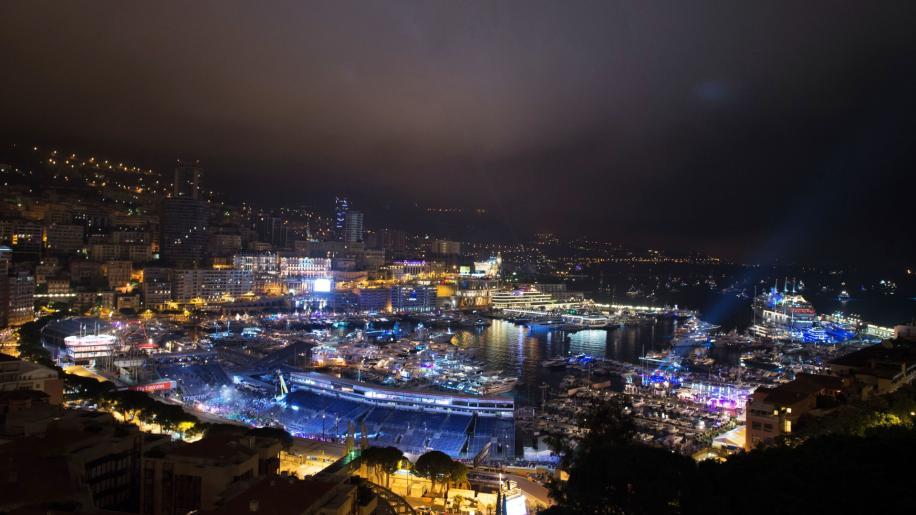 Animazioni estive al porto di Monaco