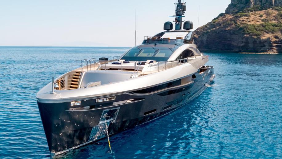 Rossinavi presenta Flying Dagger al Monaco Yacht Show