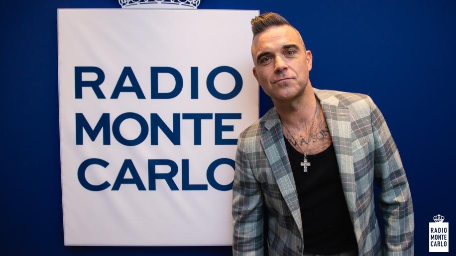 Robbie Williams: ecco la mia sorpresa per Radio Monte Carlo!