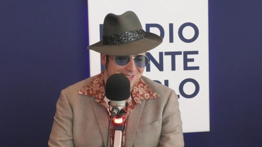 Raphael Gualazzi:  la musica è un'esplosione di gioia!