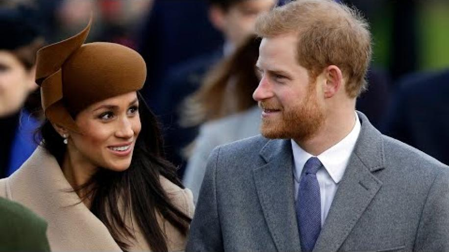 Meghan e Harry: guarda con noi le nozze dell'anno!