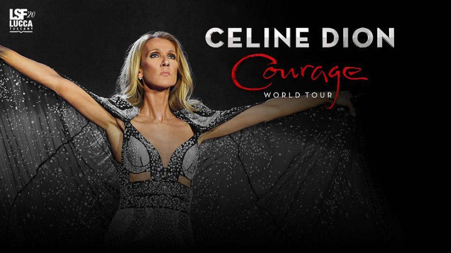 Celine Dion: il 25 luglio al Lucca Summer Festival!