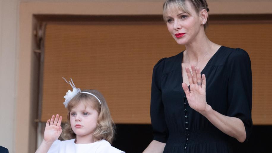 Charlene: una vera principessa moderna!