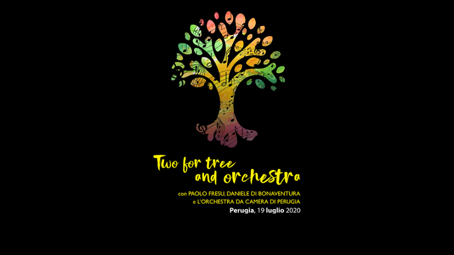 Two for Tree and Orchestra