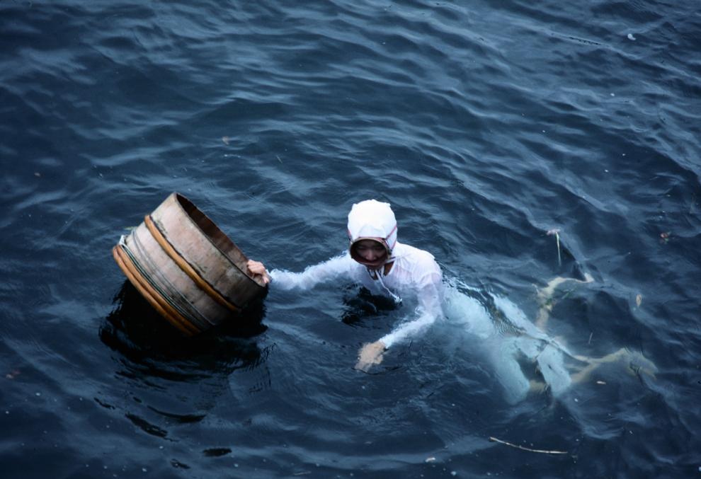 La storia straordinaria delle pescatrici giapponesi foto - Foto dive nude ...