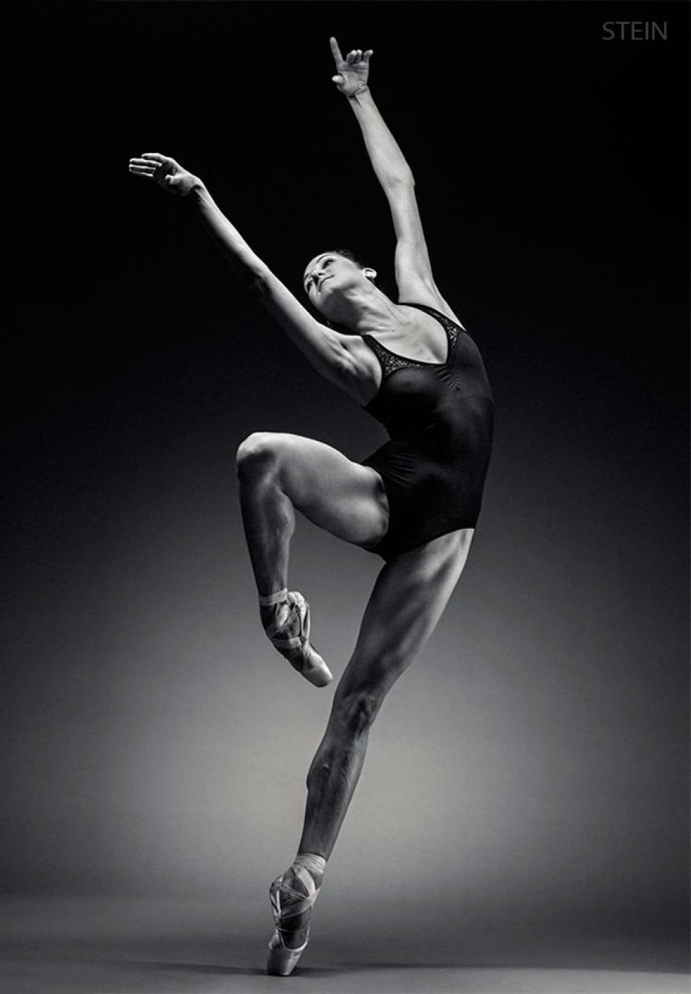 Favoloso La fatica delle ballerine in 15 meravigliose foto - Foto 1 di 15  UM63