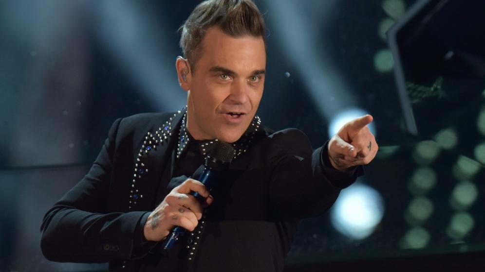 Robbie Williams: guarda il video dedicato al suo album natalizio!