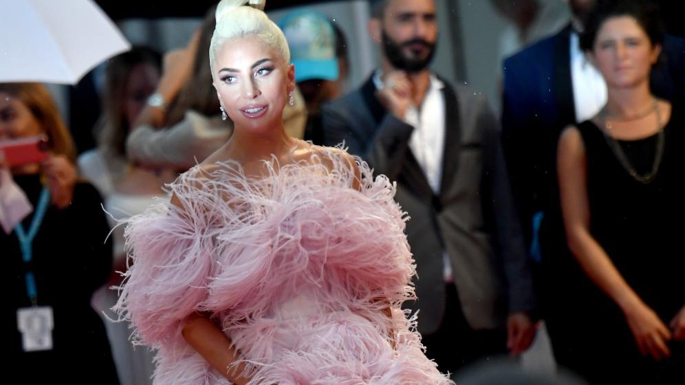 Lady Gaga: l'arrivo a Roma è da vera star