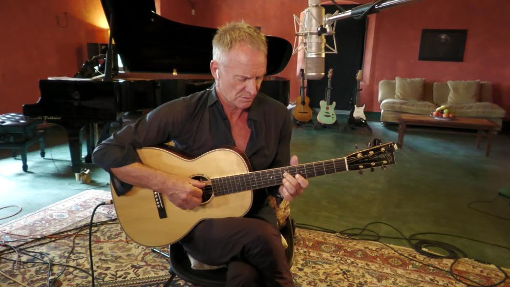 Sting: scene di vita quotidiana