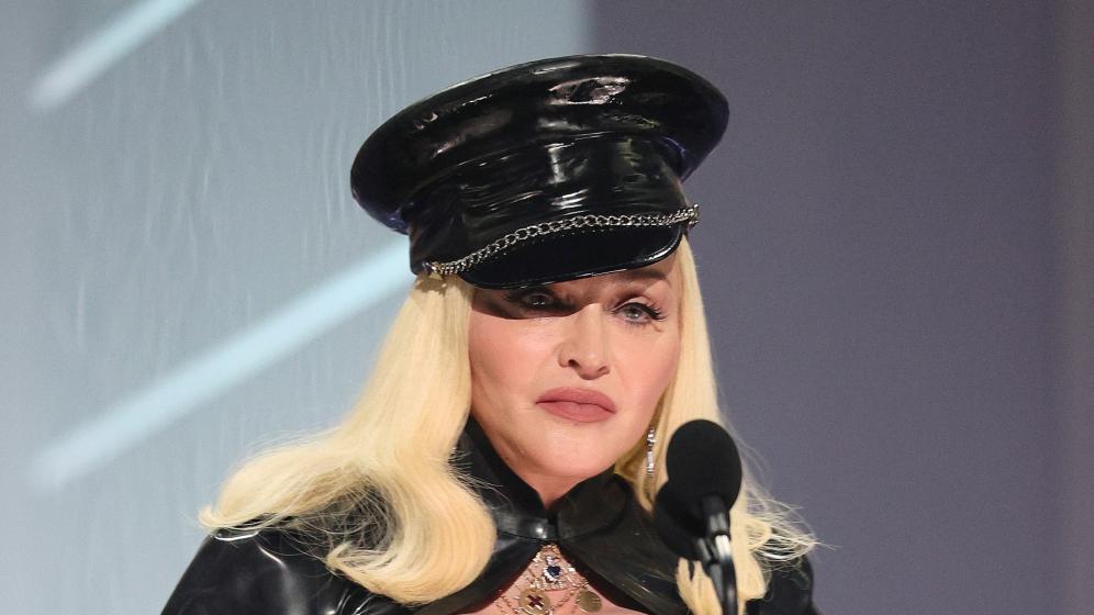 Madonna rivela l'anteprima del nuovo film. Il video