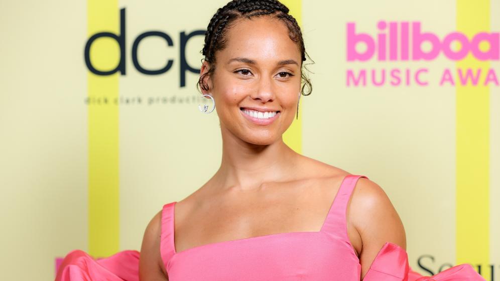 Alicia Keys presenta la sua mamma, di origini italiane