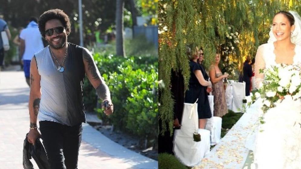 Jennifer Lopez e Lenny Kravitz: che succede tra loro? E di mezzo c'è anche un abito da sposa