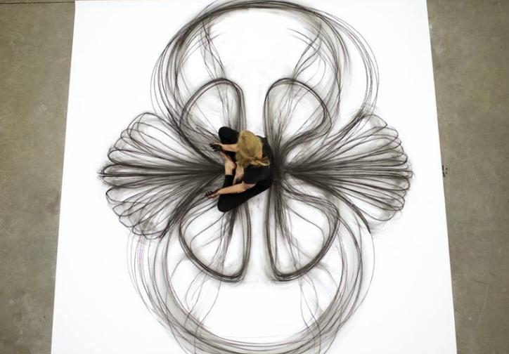 Disegnare Con Il Corpo L Arte Danzante Di Heather Hansen Radio